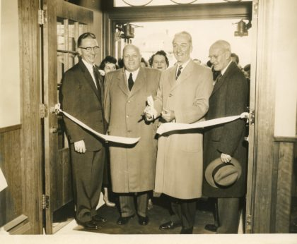 Grand Opening of Genesee Valley Union Trust Bank