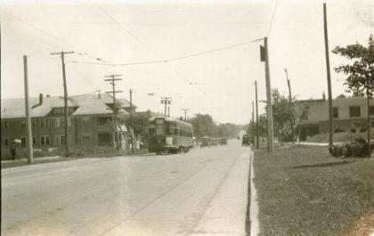 Rochester Subway Dewey Avenue near Ridgeway Avenue