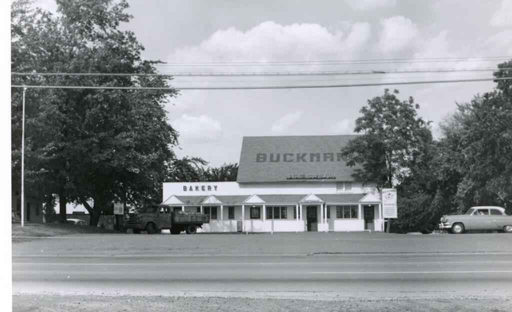Buckman's Dairy and Bakery on West Ridge Road