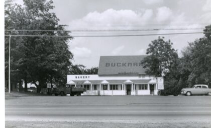 Buckman's Dairy and Bakery on West Ridge Road