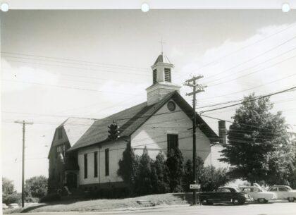 Greece Baptist Church Ridge and Long Pond Roads