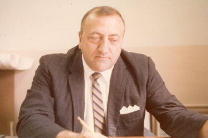 Town of Greece Parks and Recreation Commissioner Basil A. Marella