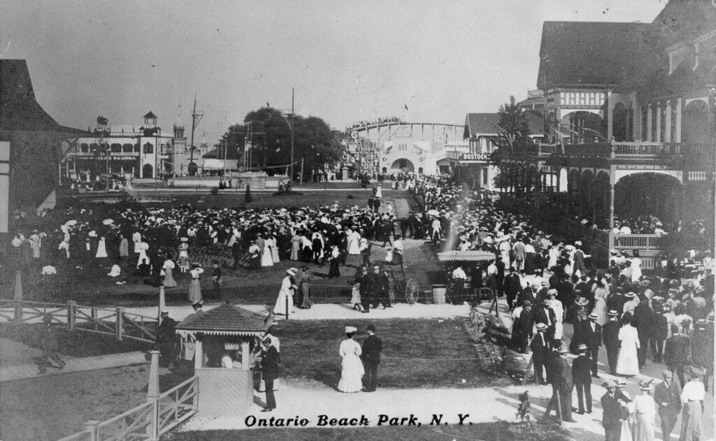 Ontario Beach Park in Charlotte